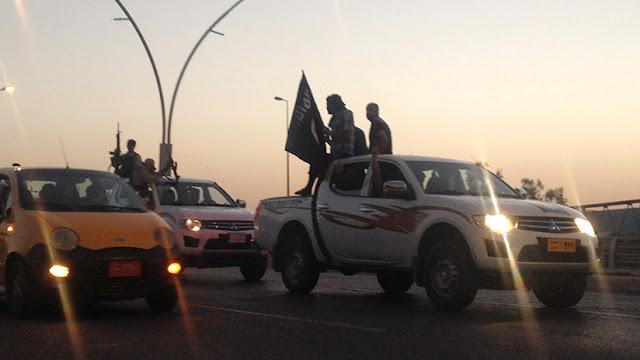 EI Estado islámico le declara la guerra a Hamás con una brutal ejecución grabada en video