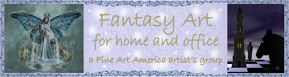 Fantasy Art for Home and Office