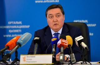 Kazakhstan Prime Minister