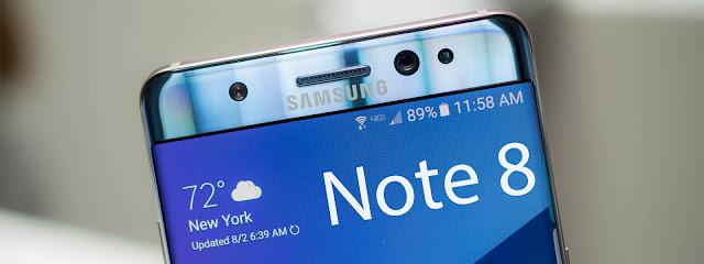Samsung Galaxy Note 8 sẽ có camera kép, tháng 9 bán ra với giá 900 USD