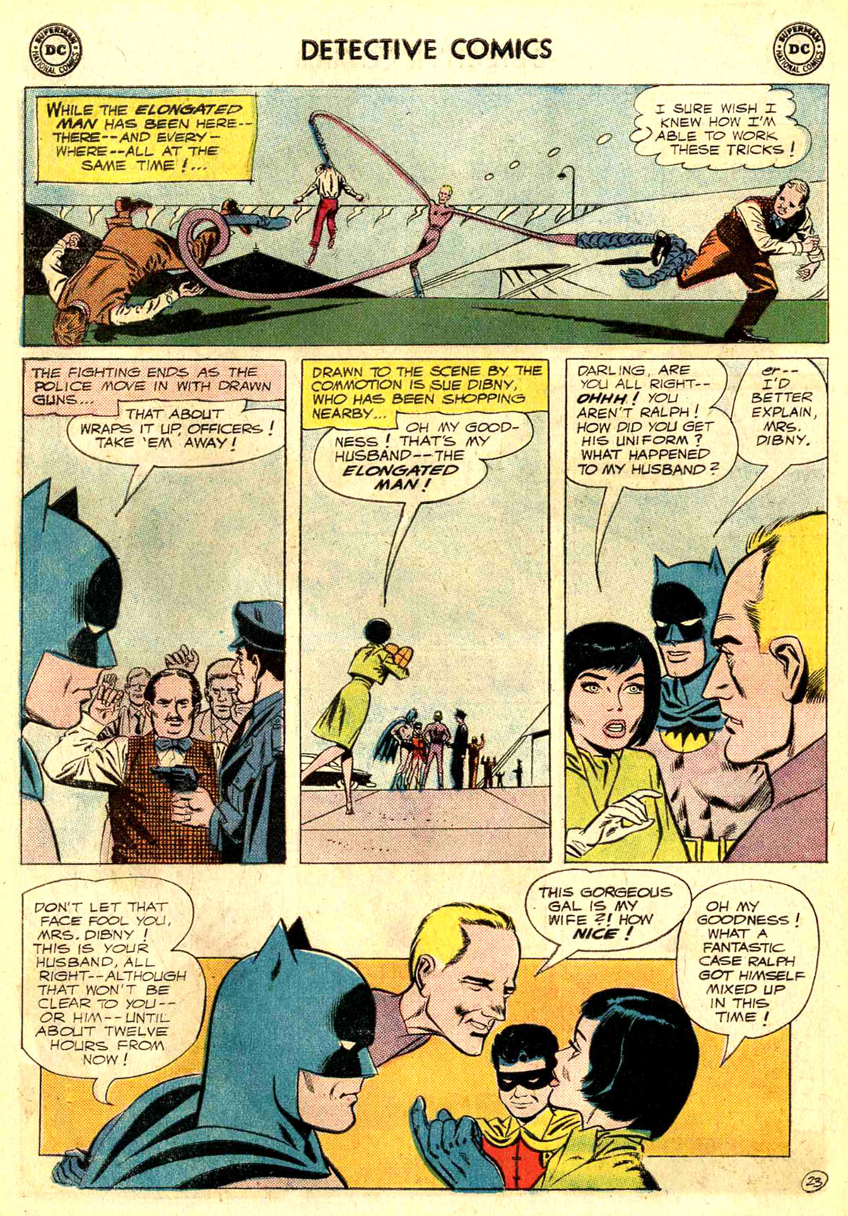 Detective Comics (1937) 331 Page 25