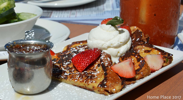 Plan b - Bourbon Soaked French Toast