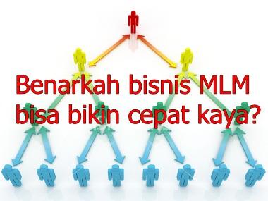 bisnis sampingan MLM