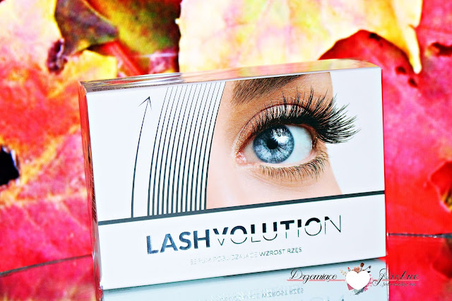 LashVolution Serum pobudzające wzrost rzęs
