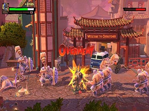 Shaq Fu A Legend Reborn Game Free Download