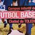 Mañana comienza el cuarto turno del Campus Infantil de Fútbol Base 'Ciudad de Toledo'  en la Escuela de Gimnasia