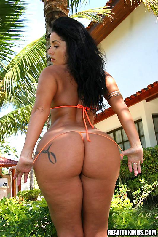 Big booty big tits brazilian