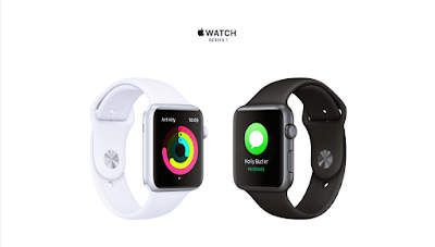 Apple Watch Series 1 Box Features and Specifications