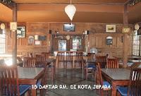 DAFTAR RUMAH MAKAN RESTORAN CAFE DI JEPARA