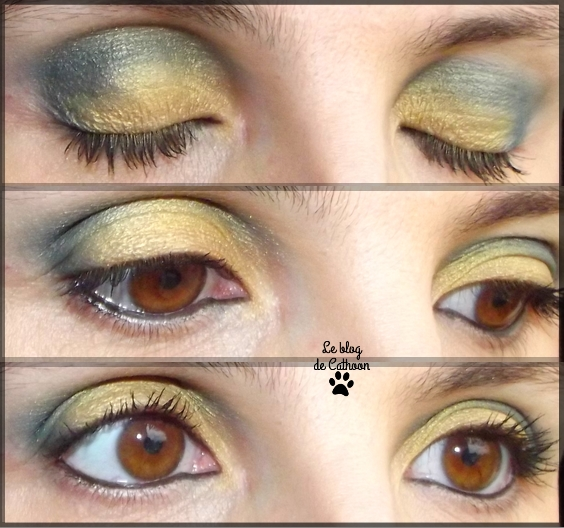 tutoriel maquillage noel facile