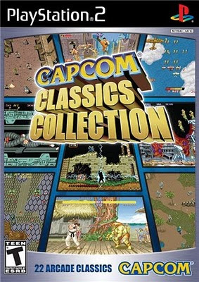 Capcom Classics Collection Vol.1 (PS2) 2005