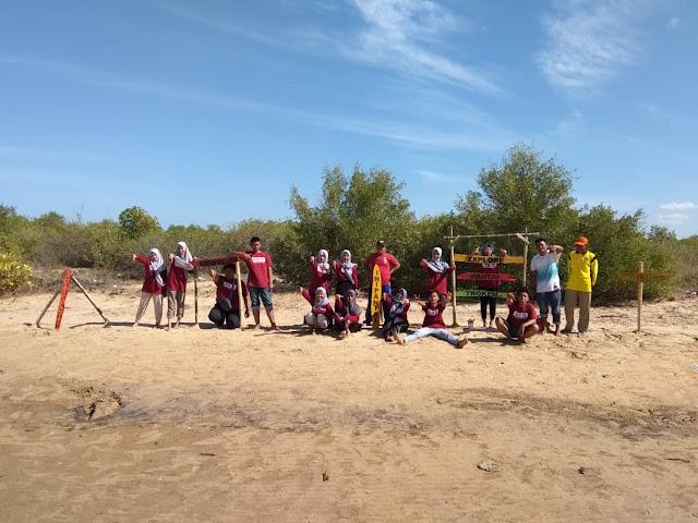 Memulai Pembuatan Pariwisata Pantai Mangrove di Desa Majungan Pamekasan