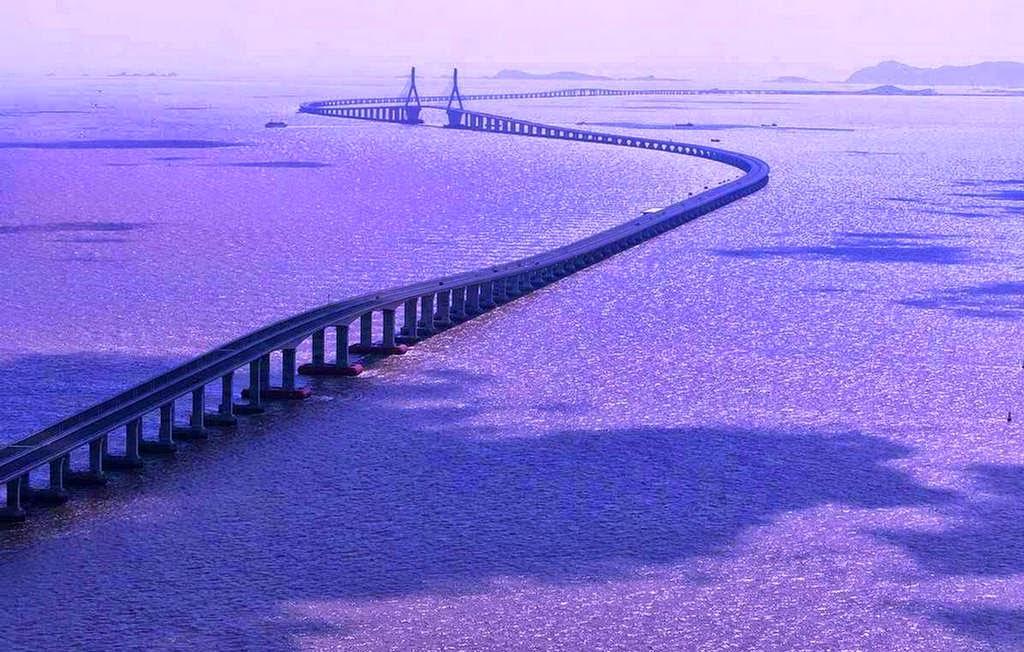 Los puentes más grandes del mundo