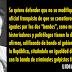 La inaceptable Comisión de la Memoria Histórica del Ayuntamiento de Madrid