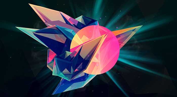 Low Poly Wallpaper Engine