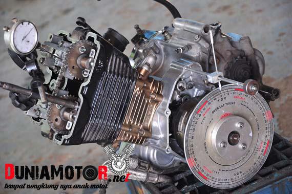 Stroke Satria FU 150 Menjadi 200 cc