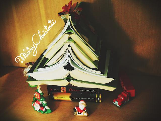 Brăduțul meu din cărți