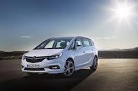 Nuova Opel Zafira: monovolume dinamica e innovativa da 7 posti