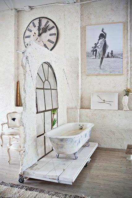 Дизайн-проекты. Сюрреалистичный лофт испанского фотографа Маноло Иллера
