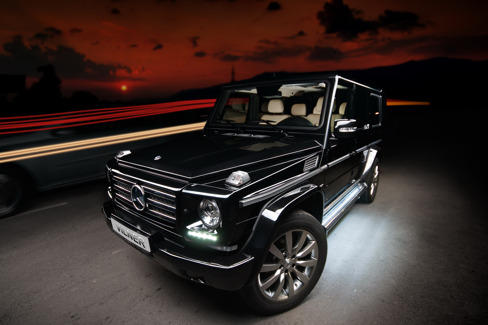 Car & Bike Fanatics: Vilner Tuned Mercedes Benz G-Class