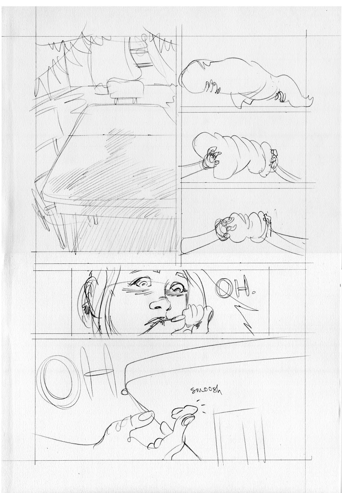 seemybrotherdance: Pencil pages galore on forthcoming books!