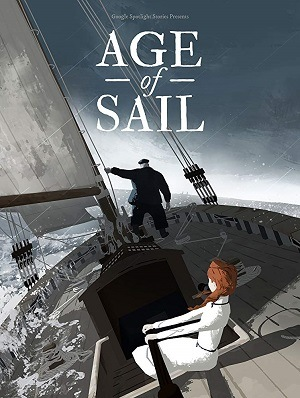 Torrent Filme Era da Navegação - Age of Sail Legendado 2019  1080p Full HD WEB-DL completo