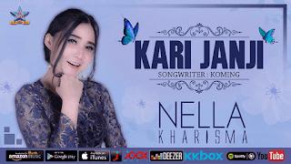 Lirik Lagu Kari Janji - Nella Kharisma