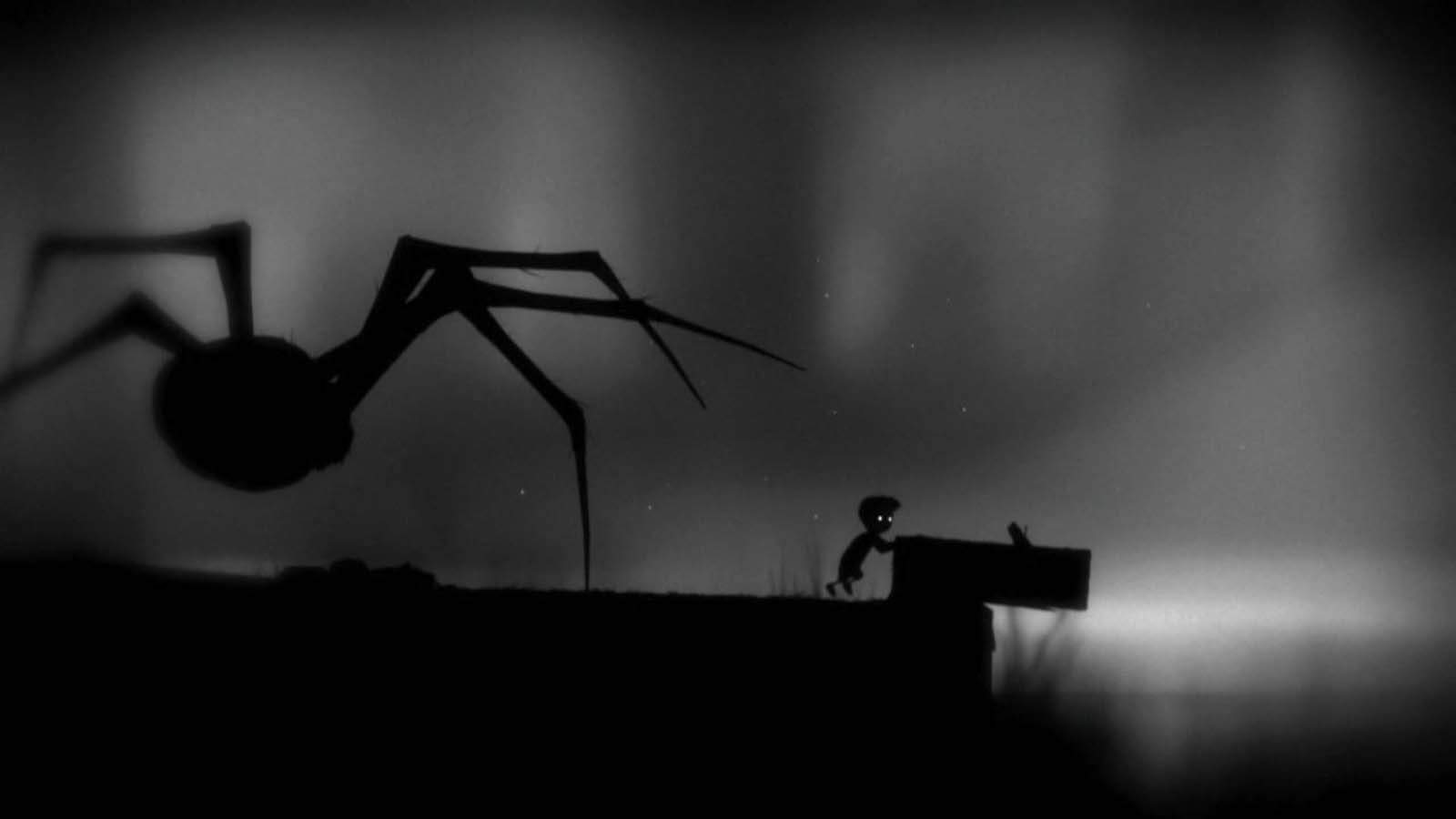 تحميل لعبة Limbo مضغوطة برابط واحد مباشر كاملة مجانا