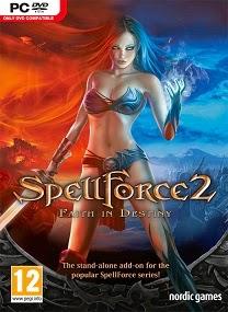 Faith in Destiny Digital Deluxe Edition SpellForce 2 Faith in Destiny Digital Deluxe Edition-PROPHET