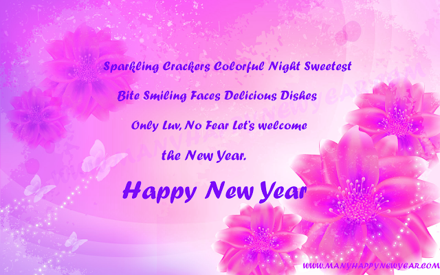 Happy New Year 2018 Messages for Whatsapp