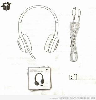General Articles Discuss: Wireless Headset Logitech H600