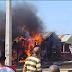 Incendio destruye una casa y dos resultan parcialmente quemadas en Montecristi