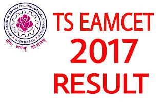 ts eamcet result 2017