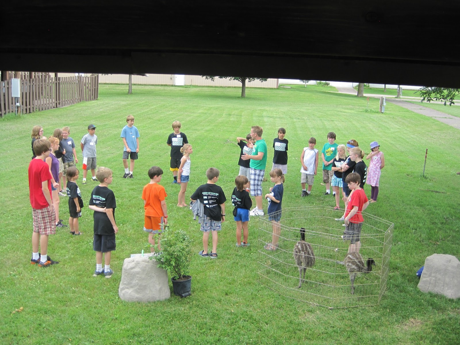 Soil Savers 4h Club July 4 H Activities