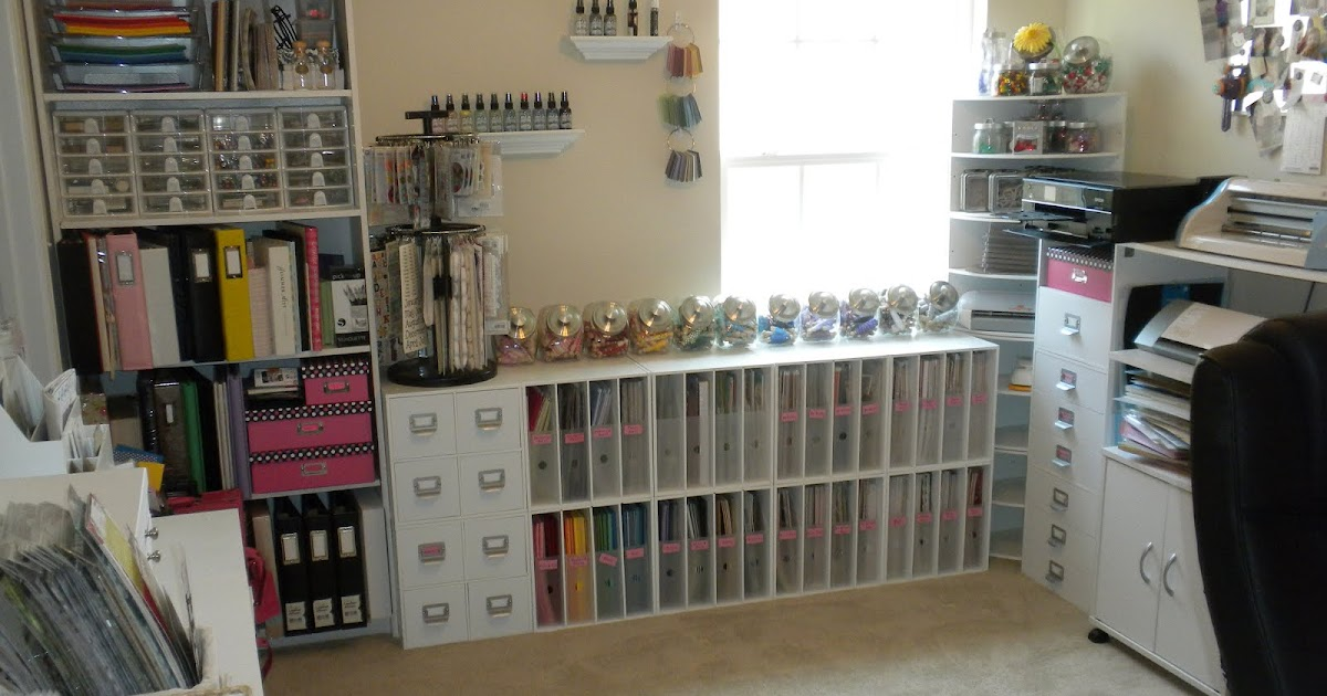 Reorganizing Room: One Mommy Scrapping: Reorganizing Part 3