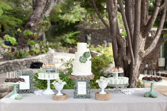 Trends In Wedding Day Buffets That You Need On Your Big Day: Donae Cotton Photography: Top 10 Wedding Trends For 2012