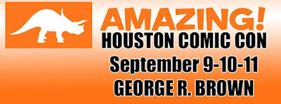 Amazing Comic Con Returns to Houston, Texas on Sept 9th-11th!