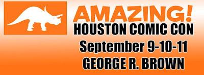 Amazing Comic Con Returns to Houston, Texas on Sept 9th-11th!