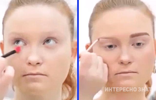 Невеста не хотела яркий макияж, но визажист её не послушал – и вот результат