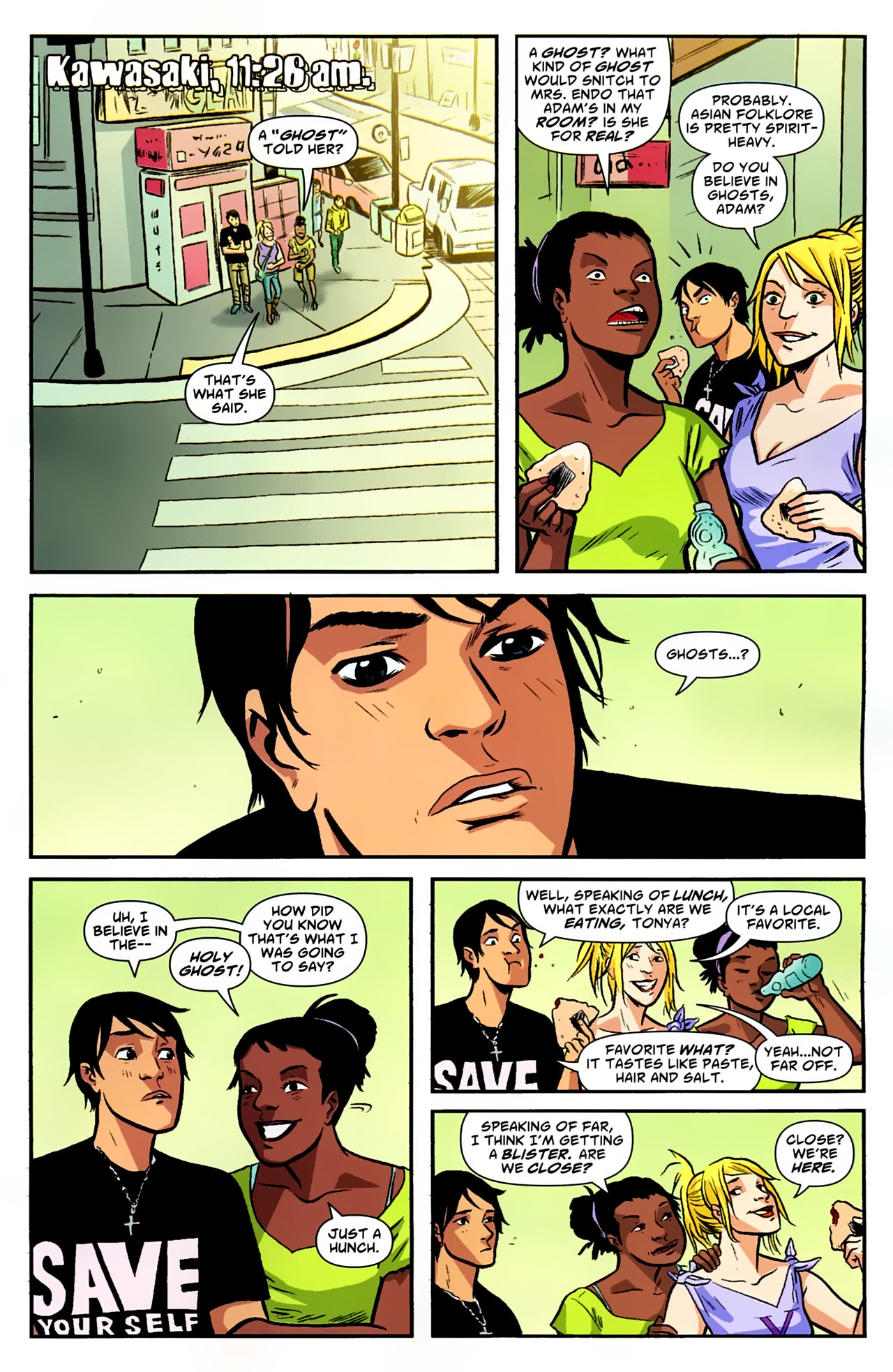 American Virgin issue 16 - Page 12