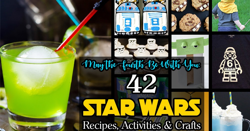 Southern Mom Loves: May the Fourth Be With You: 42 DIY ...