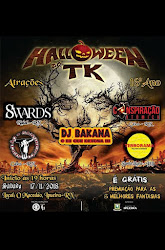 16º HALLOWEEN DO TK