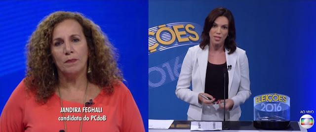 http://www.oblogdomestre.com.br/2016/11/JandiraFeghali.AnaPaulaAraujo.DebateTVGlobo.html
