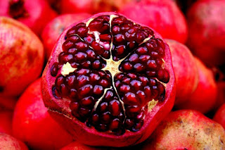 is Pomegranate anti ageing