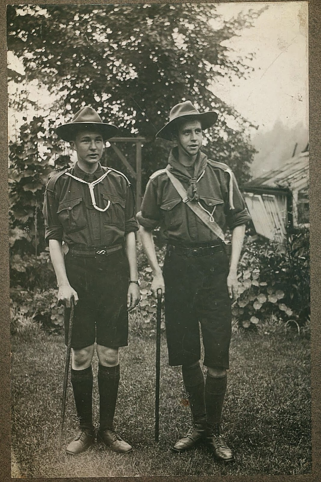 Ww1 Battlefields And Beyond Boy Scouts In Leicestershire
