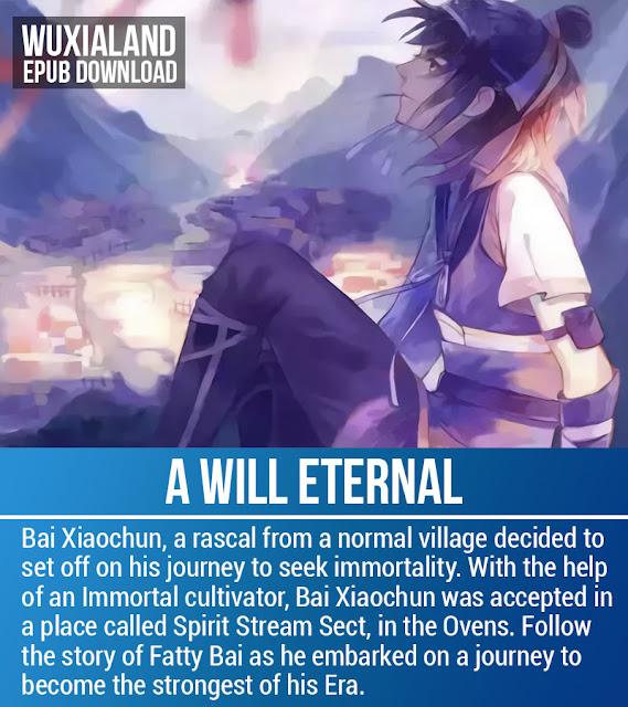 A Will Eternal, AWE, A will eternal epub, A thought through eternity, er gen