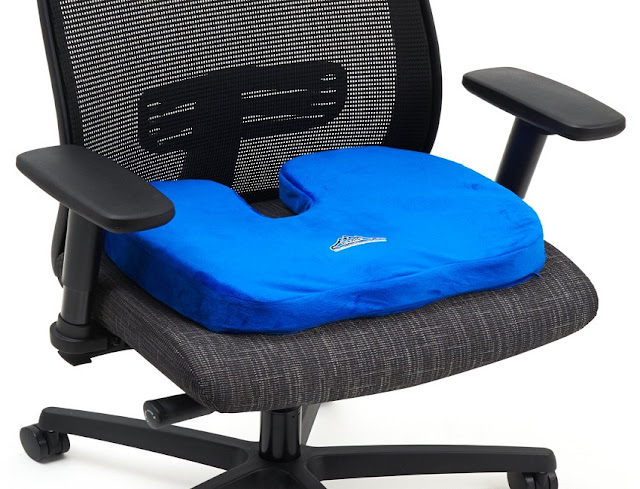 best buy ergonomic office chair pads for sale