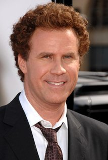 Will Ferrell. Director of Anchorman: The Legend Of Ron Burgundy