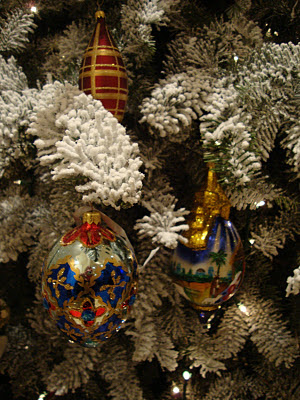 Christmas Tree Decorations, Photo (c) 2011 by Maja Trochimczyk