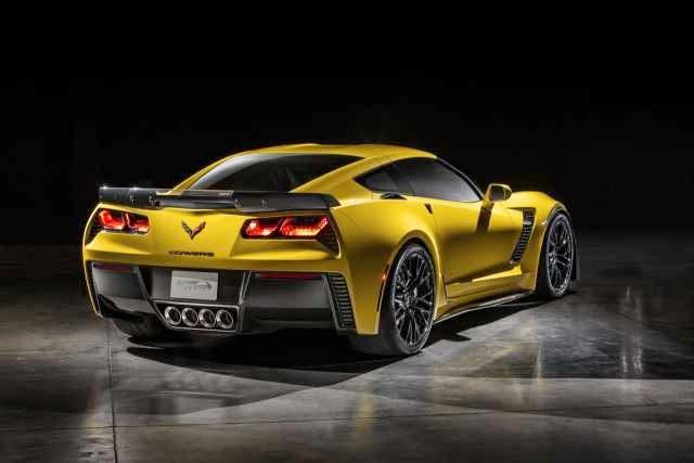 2018 Voiture Neuf ''2018 Corvette ZR1'', Photos, Prix, Date De sortie, Revue, Concept